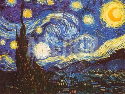 wordlesstech starry night by vincent van gogh starry night c 1889 art print by vincent van gogh at art com