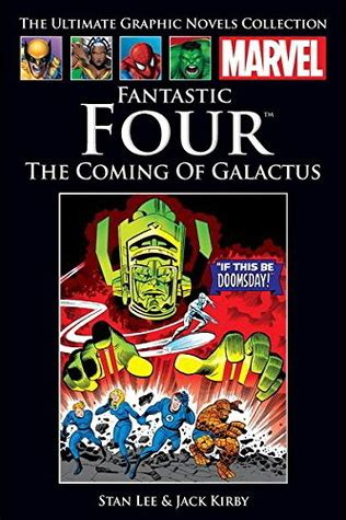 the book of fantastic four multilingual edition books fantastic four the coming of galactus marvel ultimate