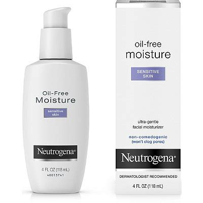 Review Neutrogena Moisture Shoo by Neutrogena Free Moisture Sensitive Skin Ultra Gentle