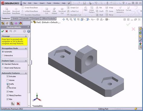 tutorial solidworks beginner solidworks 2012 video tutorial basic training how to