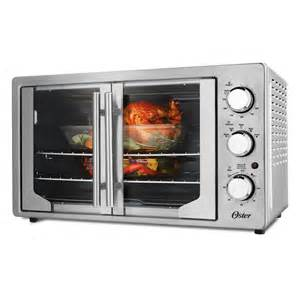 Toaster Oven Rotisserie Oster 174 Extra Large Countertop French Door Oven At Oster Ca