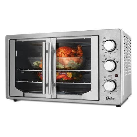 Oven Tangkring Stainless Steel oster 174 large countertop door oven at oster ca