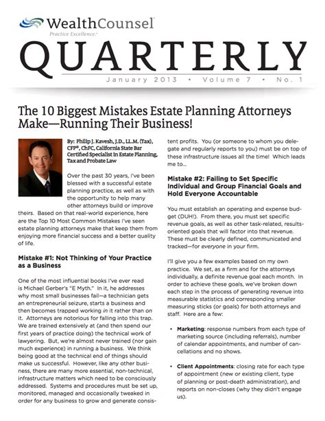 10 Most Common Estate Planning Mistakes And How To Avoid Them the 10 mistakes estate planning attorneys make