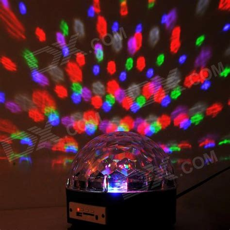 kx dm11 projector dj disco light mp3 remote stage laser