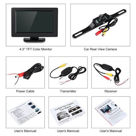 installation si鑒e auto trottine installing rear view tft lcd monitor html autos post