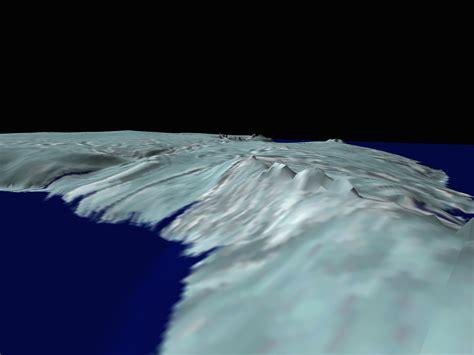 Ronne Shelf svs antarctica morph through time ronne shelf zoom