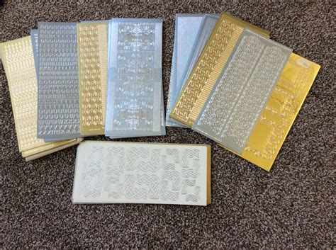 peel offs for card card peel offs for sale in uk view 48 bargains