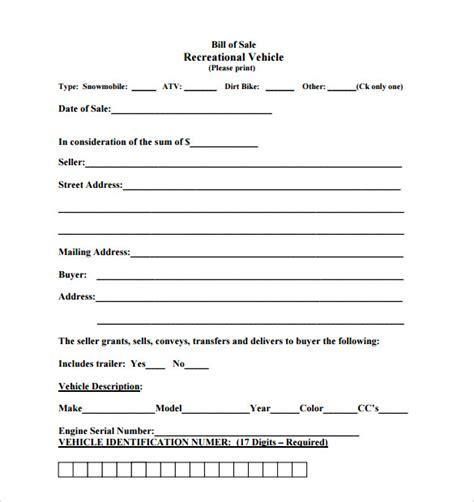 free utah motor vehicle bill of sale form pdf 102kb 1 page s