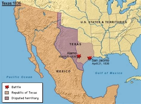 map us before mexican war mexico manifest destiny