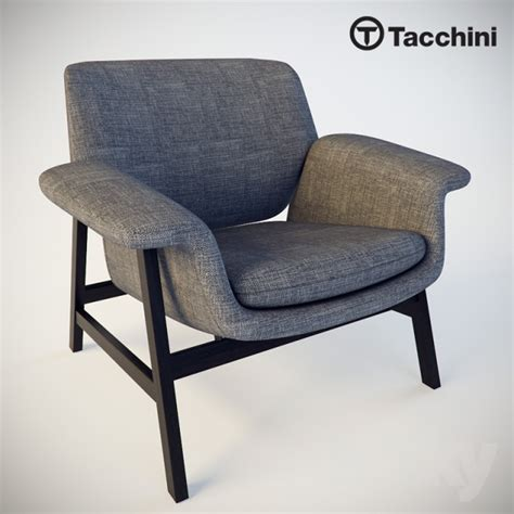 timeless design agnese chair by gianfranco frattini for 3d models arm chair tacchini agnese