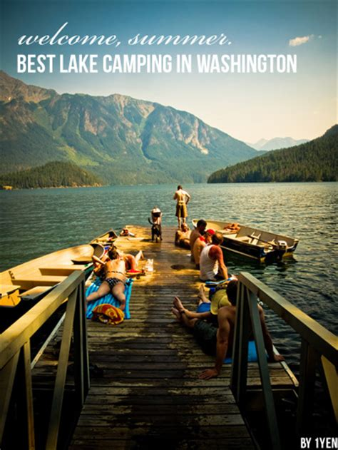 boating and swimming near me best lake cing in washington northwest tripfinder