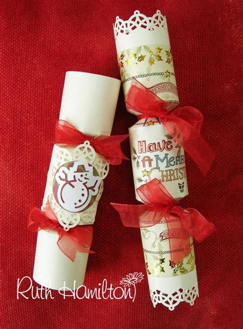 Handmade Crackers - craft inspiration papermilldirect