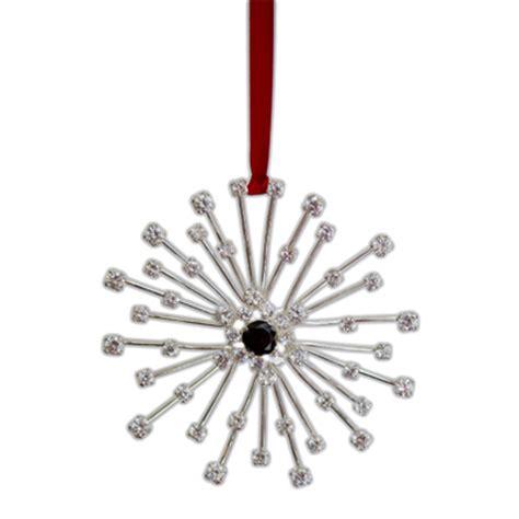 met chandelier christmas tree ornament starburst chandelier ornament gifts met opera shop