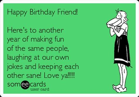 Happy Birthday Best Friend Meme - best 50 friend birthday memes