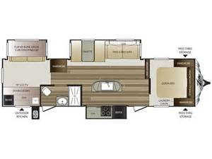 Cougar Trailers Floor Plans by New 2016 Keystone Cougar Xlite 33rbi For Sale 107