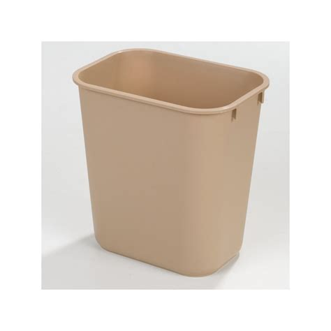 small wastebasket 34291306 small rectangle office wastebasket trash can 13