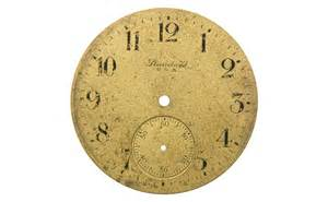Leather Hides For Upholstery Vintage Clock Face Jayson Home