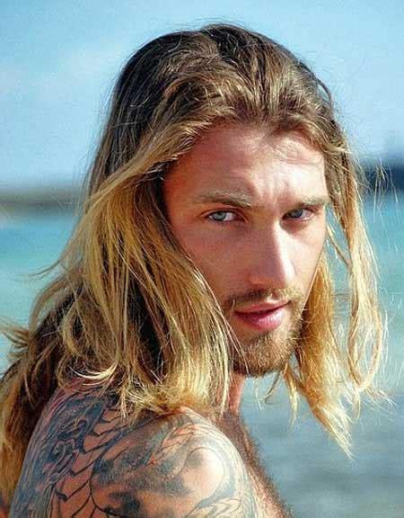 mens hairstyles blonde long long haircuts for men 2013 mens hairstyles 2018