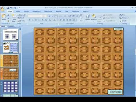 tutorial powerpoint games powerpoint games behind the box youtube
