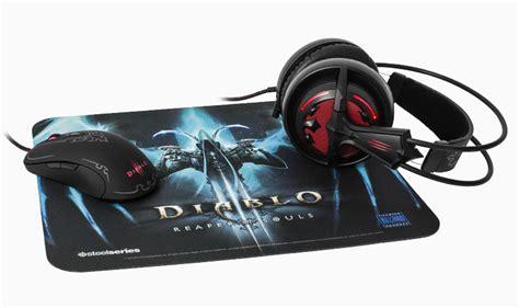 Mouse Diablo 3 steelseries releases diablo iii reaper of souls qck mousepad techpowerup
