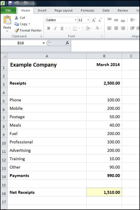 Entry Accounting Spreadsheet by Entry Bookkeeping Excel Template Images