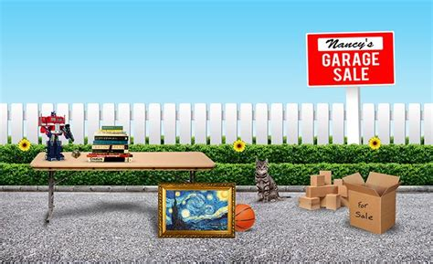 Garage Sales Ny Background Ngs Two1a From Nancy S Garage Sale In
