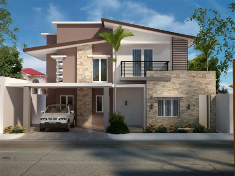 house design ideas 2016 two storey residential house amazing architecture magazine