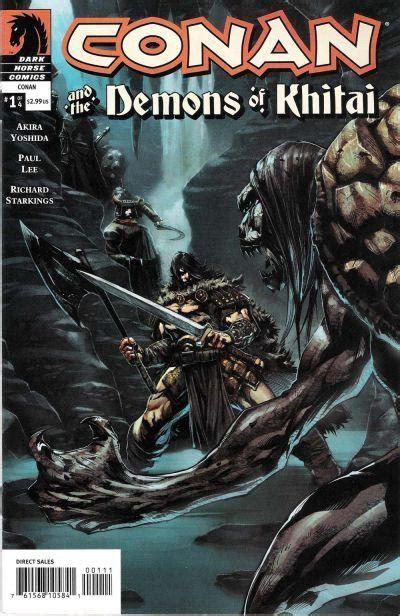 Conan And The Demons Of Khitai conan 2007 planeta deagostini los demonios de khitai