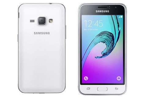 Samsung Galaxy J1 White galaxy j1 2016 specifications images and price in india