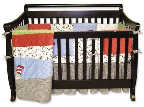 dr seuss bedroom set trend lab dr seuss 4 piece crib bedding set cat in the