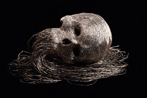 Skull L by Jim Skull Sculptures Graphiste Sculptures Photos