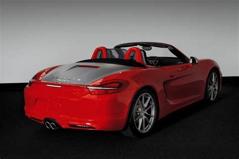 porsche boxster red porsche boxster s red 7 edition unveiled automotorblog
