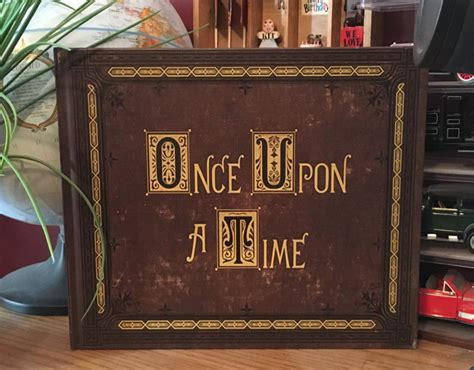upon a time books henry s once upon a time book