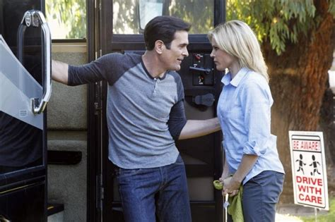 ty burrell gymnast photo flash modern family s games people play airing 5 15
