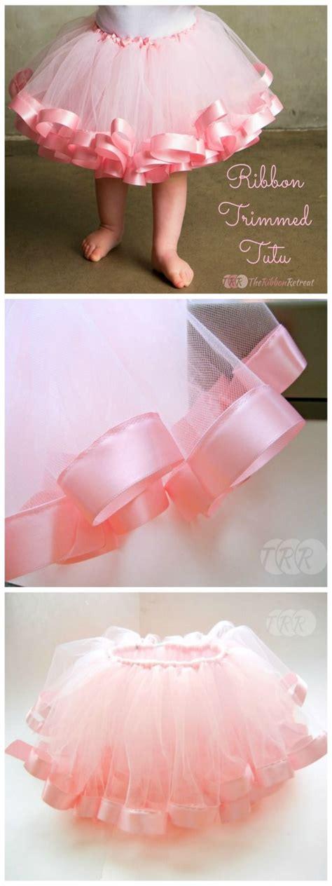 tutu pattern pinterest ribbon trimmed tutu tutorial the ribbon retreat blog
