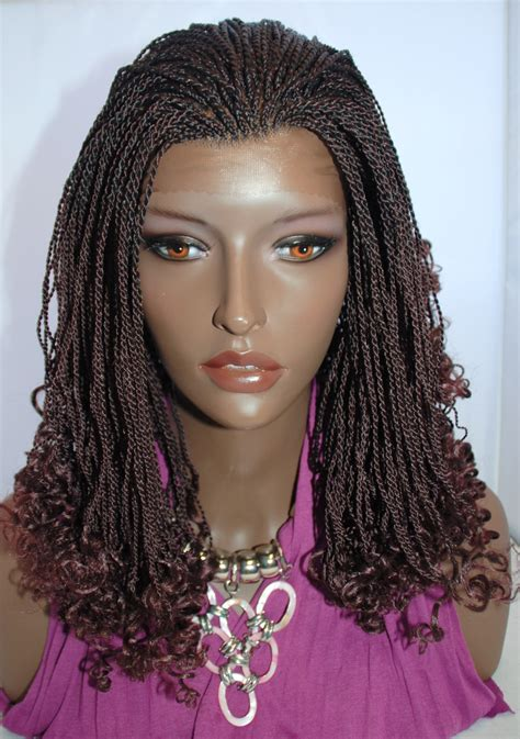 best human hair for senegalese twists braided lace wigs micro braids senegalese kinky twists