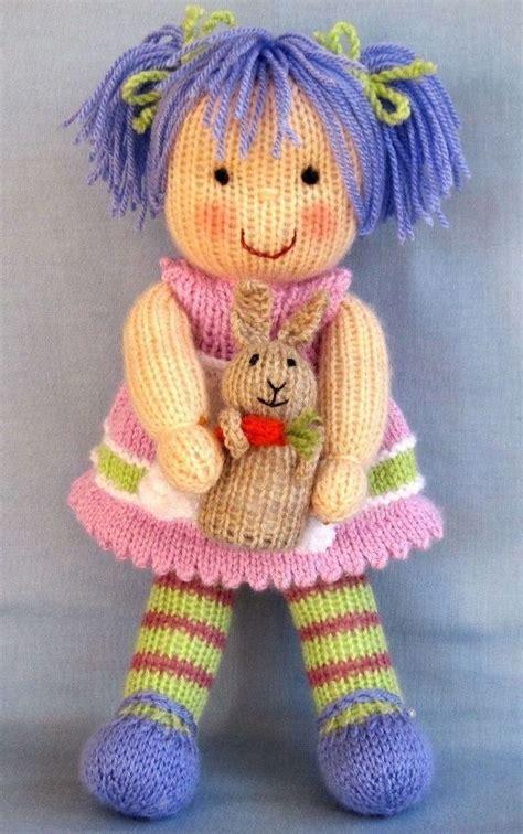 knitted doll faces dukker strik baby dukker