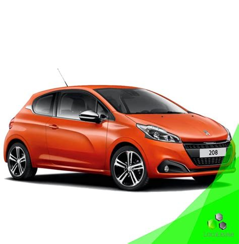 peugeot leasing leasing peugeot 208 access 1 4l hdi 68 localease