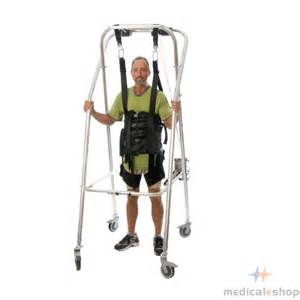Raised Platform Bed - kaye suspension walking system walk assist system walk trainer