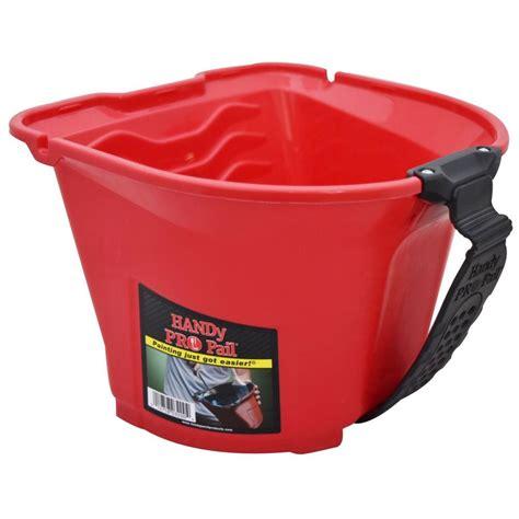 home depot paint plastic handy paint products 1 2 gal plastic paint pail 3200