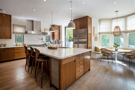 st catharines port weller transitional kitchen west hollywood residence