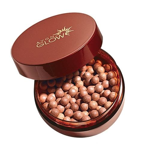 Blush On Bronzing Pearl Blushon Bronzing avon glow bronzing pearls