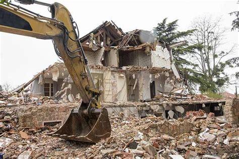Cout De Demolition Maison 4361 by Prix D Un D 233 Molisseur