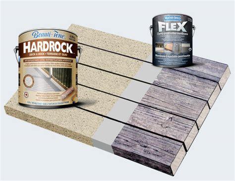 hardrock deck  dock coating