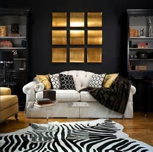 black and brown home decor grey black gold living room sofa gold brown accent chairs bookshelves black gold white