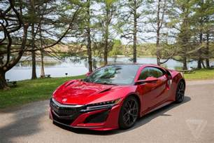 2017 acura nsx review a gentler supercar the verge
