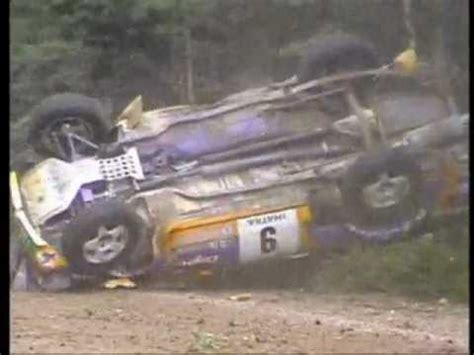 accident recorder 1997 ford escort navigation system finnish rally jumps and ford escort mk2 huge crash youtube