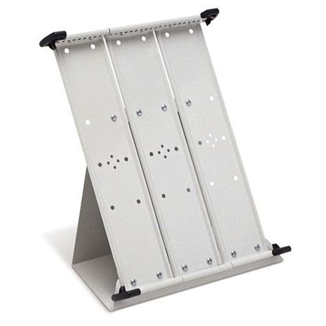 tarifold desk stand tarifold desk stand for 60 pockets grey key