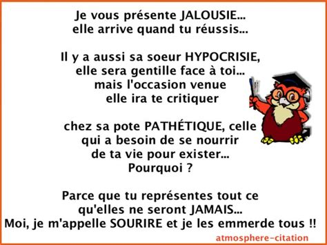 jalousie proverbe citations proverbes sur je vous pr 233 sente jalousie