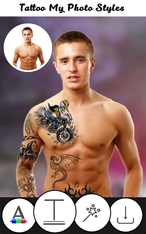 tattoo my body app tattoo my photo styles tattoo design apps android apps